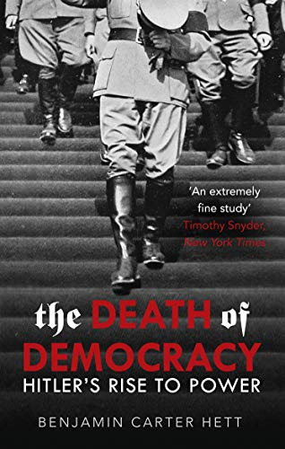9781786090300: The Death of Democracy
