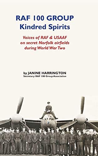 9781786123961: RAF 100 Group: Kindred Spirits
