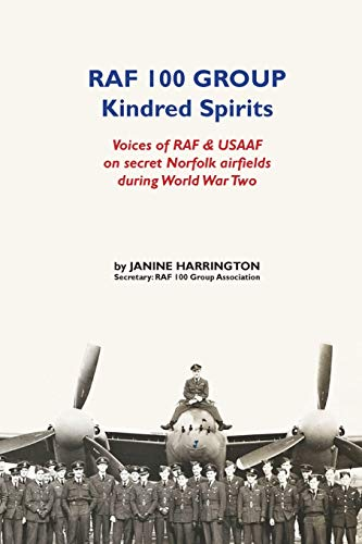 9781786123978: RAF 100 Group - Kindred Spirits