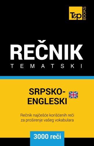 Srpsko-Engleski (britanski) tematski recnik - 3000 korisnih: Taranov, Andrey