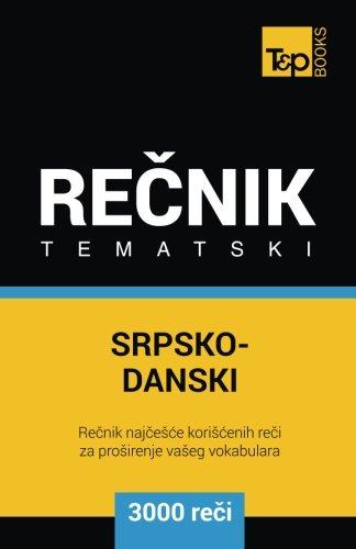 Srpsko-Danski Tematski Recnik - 3000 Korisnih Reci: Taranov, Andrey