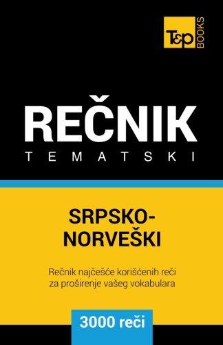 Srpsko-Norveski Tematski Recnik - 3000 Korisnih Reci: Taranov, Andrey