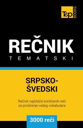 Srpsko-Svedski Tematski Recnik - 3000 Korisnih Reci: Taranov, Andrey