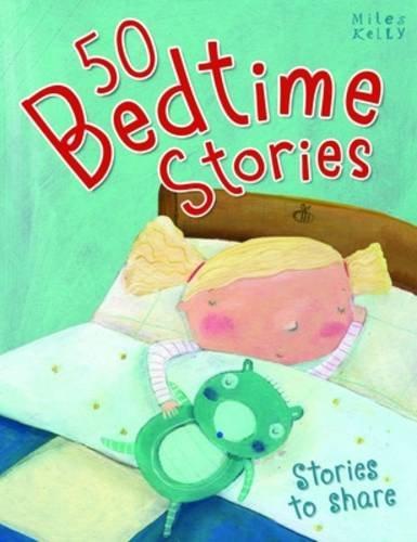 50 Bedtime Stories: Kelly, Miles