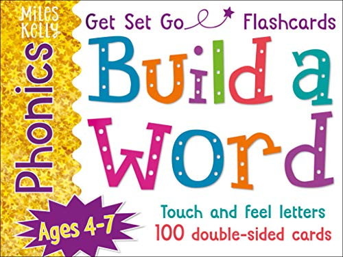9781786171986: Phonics Flashcards -Build a Word: Get Set Go (Get Set Go Phonics)