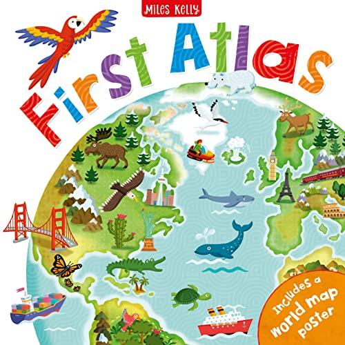 9781786172242: First Atlas