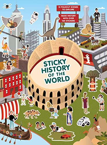 9781786270375: Sticky History of the World (Magma for Laurence King)