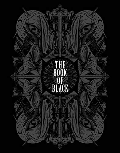9781786270429: The Book of Black