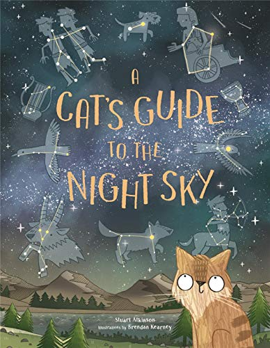 9781786270726: A Cat's Guide to the Night Sky: 1