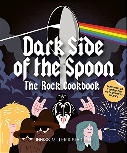 9781786270887: Dark Side of the Spoon: The Rock Cookbook