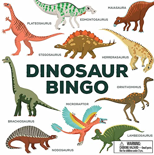 9781786272416: Dinosaur Bingo (Magma for Laurence King)