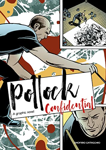 9781786276223: Pollock Confidential: A Graphic Novel