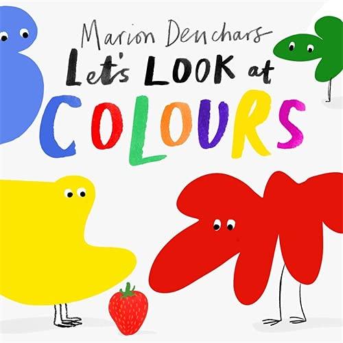 Marion Deuchars, Let`s Look at... Colours