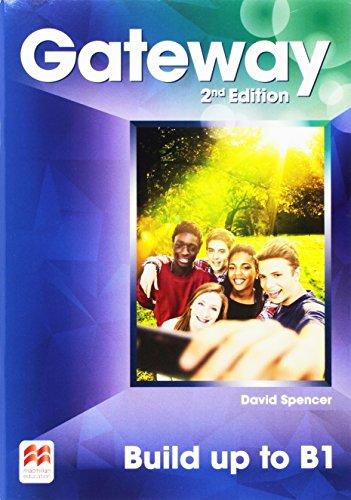 9781786325761: Gateway. B1. Student's book-Workbook-Webcode. Con espansionbe online. Per le Scuole superiori. Con e-book