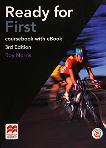 9781786327536: Ready for First 3rd Edition - key + eBook Student's Pack