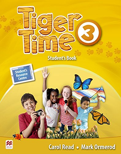 9781786329653: Tiger Time Level 3 Student Book + eBook Pack
