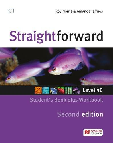 9781786329998: Straightforward split edition Level 4 Student's Book Pack B