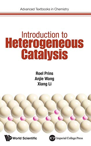 9781786340801: Introduction to Heterogeneous Catalysis (Advanced Textbooks in Chemistry)