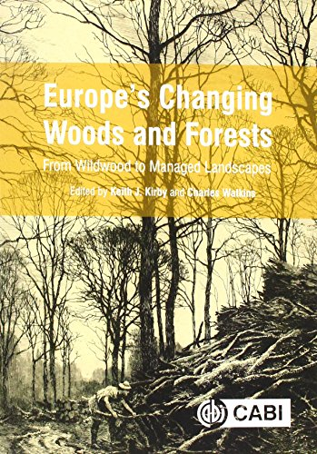 9781786391926: Europe's Changing Woods and Forests: From Wildwood to Managed Landscapes