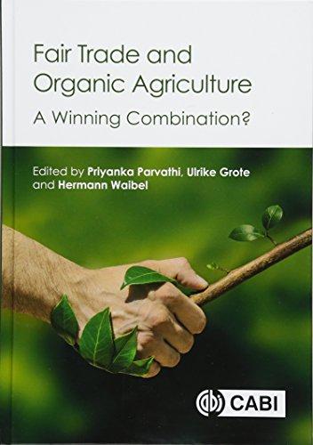 Fair Trade and Organic Agriculture: Dr Priyanka Parvathi