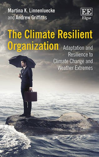 9781786433398: The Climate Resilient Organization: Adaptation and Resilience to Climate Change and Weather Extremes