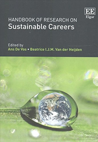 9781786437570: Handbook of Research on Sustainable Careers (Research Handbooks in Business and Management Series)