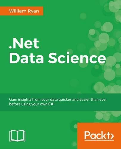 9781786460288: .Net Data Science
