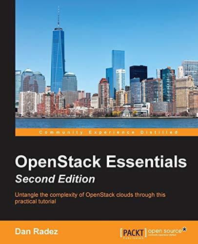 9781786462664: OpenStack Essentials, Second Edition