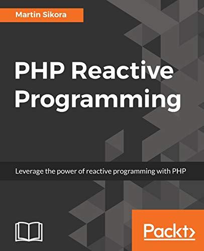 9781786462879: PHP Reactive Programming