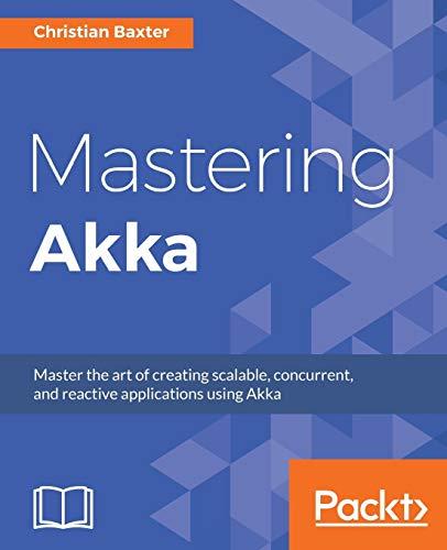 9781786465023: Mastering Akka