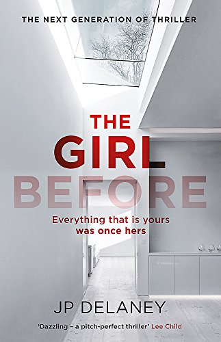 9781786480293: The girl before