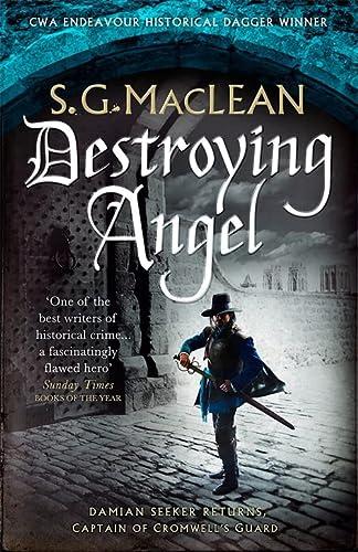 9781786484185: Destroying Angel: Winner of the 2019 CWA Historical Dagger (The Seeker)