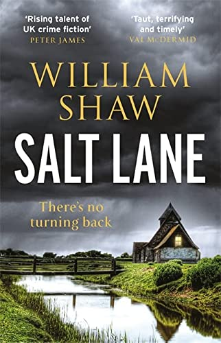 9781786486585: Salt Lane: the superb first book in the DS Alexandra Cupidi Investigations