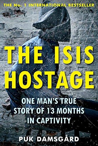 The ISIS Hostage (Paperback): Puk Damsgard