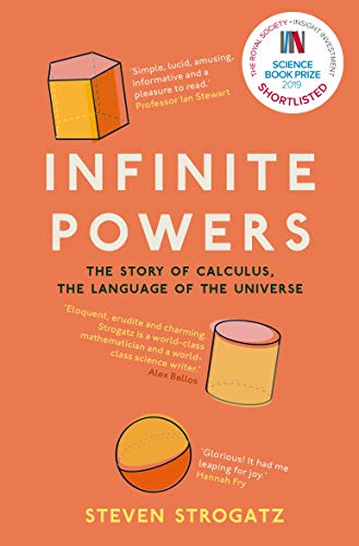 9781786492975: Infinite Powers: The Story of Calculus - The Language of the Universe
