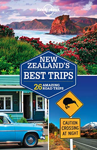 9781786570253: Lonely Planet New Zealand's Best Trips (Travel Guide)