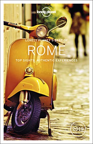 9781786571649: Lonely Planet Best of Rome 2019 (Travel Guide)