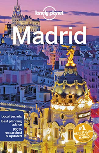 9781786572769: Lonely Planet Madrid (Travel Guide) [Idioma Inglés]