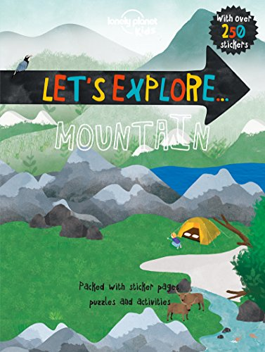 9781786573131: Let's Explore. Mountain (Lonely Planet Kids)