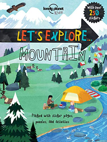9781786573155: Lonely Planet Let's Explore... Mountain (Lonely Planet Kids)