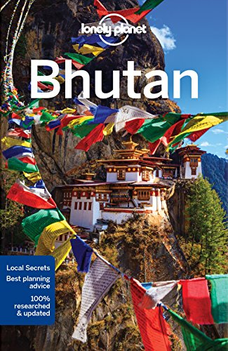9781786573230: Lonely Planet Bhutan (Travel Guide)