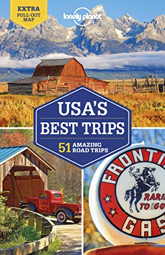 Lonely Planet USA's Best Trips (Trips Country): Lonely Planet; Richmond,