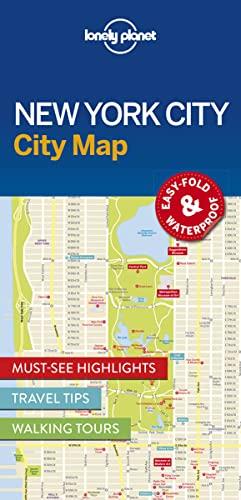 9781786574145: New York City Map - 1ed - Anglais