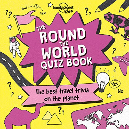 The Round the World Quiz Book (Paperback or Softback)