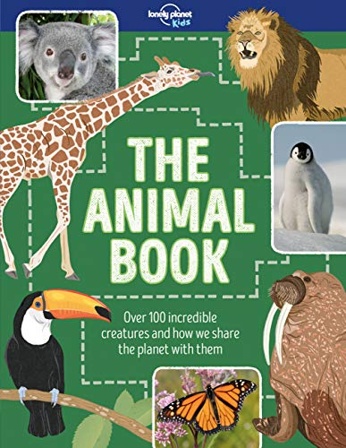 Lonely Planet Kids The Animal Book