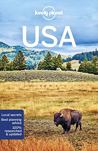 Lonely Planet USA (Travel Guide): Lonely Planet; Walker,