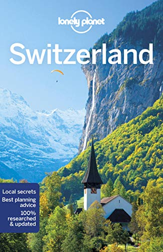 9781786574695: Lonely Planet Switzerland (Travel Guide)