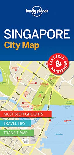 Singapore City Map (Travel Guide)