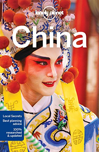 Lonely Planet China (Travel Guide): Lonely Planet