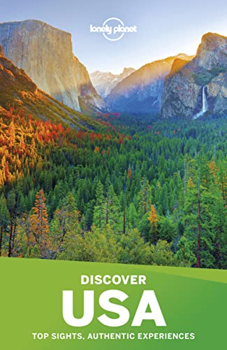 Lonely Planet Discover USA: Lonely Planet (author),